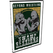 "Beyond Wrestling DVD July 27, 2012 ""Swamp Sessions"" - Bridgewater, MA"