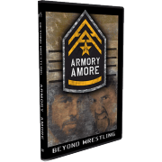"Beyond Wrestling DVD September 30, 2012 ""Armory Amore"" - East Greenwich, RI"