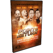 "Beyond Wrestling DVD September 15, 2013 ""Point Of No Return"" - Providence, RI"