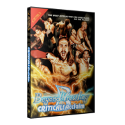 "Beyond Wrestling DVD March 23, 2014 ""Critical Acclaim""- Providence, RI"