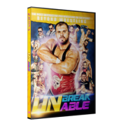 "Beyond Wrestling DVD May 18, 2014 ""UnBreakable""- Providence, RI"