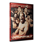 "Beyond Wrestling DVD June 22, 2014 ""Uncomfortable""- Providence, RI"