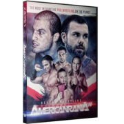 "Beyond Wrestling Blu-ray/DVD July 27, 2014 ""Americanrana '14""- Providence, RI"