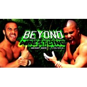 "Beyond Wrestling July 26, 2014 ""Secret Show"" - Providence, RI (Download)"
