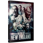 "Beyond Wrestling DVD August 31, 2014 ""Battle of New England"" -  Providence RI"