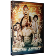 "Beyond Wrestling DVD December 28, 2014 ""Ends Meet"" -  Providence, RI"