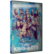 "Beyond Wrestling DVD March 1, 2015 ""King of Arts"" - Providence, RI"