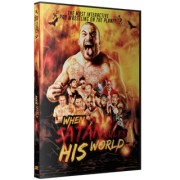 "Beyond Wrestling DVD April 26, 2015 ""When Satan Rules His World"" - Providence, RI"