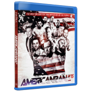 "Beyond Blu-ray/DVD Wrestling July 26, 2015 ""Americanrana 2015"" - Providence, RI"