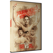 "Beyond Wrestling DVD November 28, 2015 ""Tournament for Tomorrow 4- Night 1"" - Providence, RI"