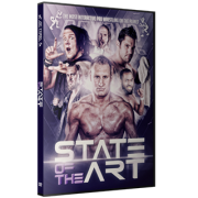 "Beyond Wrestling DVD February 28, 2016 ""State of the Art"" - Providence, RI"