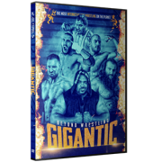 "Beyond Wrestling DVD May 29, 2016 ""Gigantic"" - Providence, RI"
