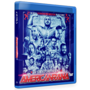 "Beyond Wrestling Blu-ray/DVD July 31, 2016 ""Americanrana 2016"" - Providence, RI"