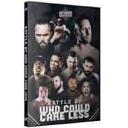 "Beyond Wrestling DVD August 28, 2016 ""Battle of Who Could Care Less"" - Providence, RI"