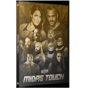 "Beyond Wrestling DVD October 2, 2016 ""Midas Touch"" - Somerville, MA"