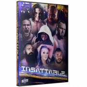 """Beyond Wrestling DVD November 20, 2016 """"Insatiable"""" - Worcester, MA"""