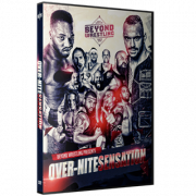 "Beyond Wrestling DVD December 11, 2016 ""Over-Nite Sensation"" - Melrose, MA"
