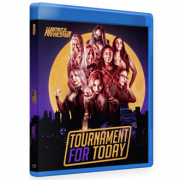 "Womens' Wrestling Revolution Blu-ray/DVD November 6, 2016 ""Tournament for Today"" - Providence, RI"