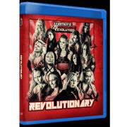 "Women's Wrestling Revolution Blu-ray/DVD July 31, 2016 ""Revolutionary"" - Providence, RI"