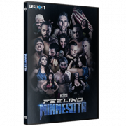 "Beyond Wrestling DVD April 30, 2017 ""Feeling Minnesota"" - Providence, RI"
