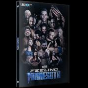 """Beyond Wrestling DVD April 30, 2017 """"Feeling Minnesota"""" - Providence, RI"""