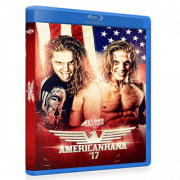 "Beyond Wrestling Blu-ray/DVD July 30, 2017 ""Americanrana '17"" - Worcester, MA"