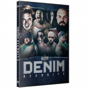 "Beyond Wrestling DVD October 28, 2017 ""Denim Recruits"" - Howell, NJ"