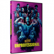 "Beyond Wrestling DVD November 12, 2017 ""Unprofessional"" - Somerville, MA"
