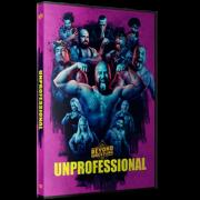 """Beyond Wrestling DVD November 12, 2017 """"Unprofessional"""" - Somerville, MA"""