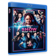 "Womens' Wrestling Revolution Blu-ray/DVD August 20, 2017 ""The Show Must Go On"" - Providence, RI"