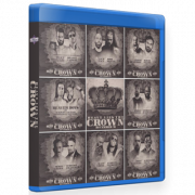 "Beyond Wrestling Blu-ray/DVD December 31, 2018 ""Heavy Lies the Crown '18"" - Worcester, MA"