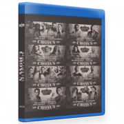 "Beyond Wrestling Blu-ray/DVD December 31, 2019 ""Heavy Lies the Crown '19"" - Worcester, MA"