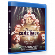 "Beyond Wrestling Blu-ray/DVD January 25, 2020 ""Please Come Back 2"" - Foxborough, MA"