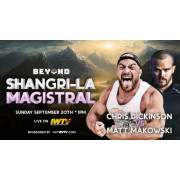 "Beyond Wrestling August 23 & September 20, 2020 ""Wear Sunscreen & Shangri-La Magistral"" - Atlantic City, NJ (Download)"
