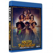 """Beyond Wrestling Blu-ray/DVD April 1, 2021 """"Fool's Paradise"""" - Worcester, MA"""