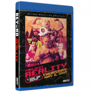 """Beyond Wrestling Blu-ray/DVD May 6, 2021 """"Project Reality"""" - Worcester, MA"""