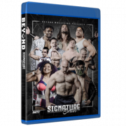 "Beyond Wrestling Blu-ray/DVD ""Signature Series: Season 1"" - Williamstown, NJ"