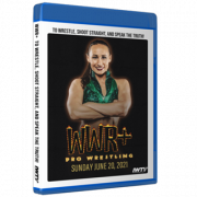"""WWR+ Blu-ray/DVD June 20, 2021 """"To Wrestle, Shoot Straight And Speak The Truth"""" - Worcester, MA"""