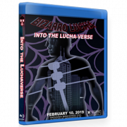 "Bizarro Lucha Blu-ray/DVD February 10, 2019 ""Into the Luchaverse"" - Indianapolis, IN"