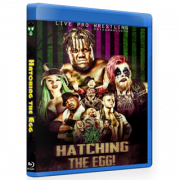 "Bizarro Lucha Blu-ray/DVD October 14, 2018 ""Hatching the Egg"" - Indianapolis, IN"