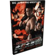 """BJW DVD """"Dainichi Daisen '08 - Vol. 1"""""""