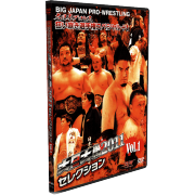 "BJW DVD""Deathmatch Wars 2011 Vol. 1"""