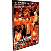 "BJW DVD""Deathmatch Wars 2011 Vol. 1"""