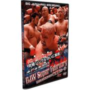 "BJW DVD February 26, 2012 ""Super February"" - Tokyo, Japan"