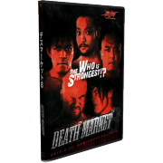 "BJW DVD March 25, 2012 ""Death Market 8"" - Nagoya, Japan"