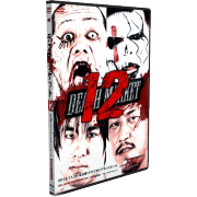 "BJW DVD November 25, 2012 ""Death Market 12"" - Nagoya, Japan"