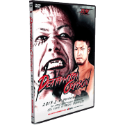 "BJW DVD February 4, 2013 ""Death Match Crimson"" - Tokyo, Japan"