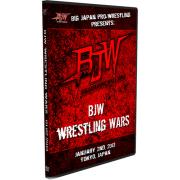 "BJW DVD January 2 & 4, 2013 ""BJW Wrestling Wars"" - Tokyo, Japan"