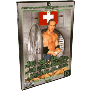 "Claudio Castagnoli DVD ""HEY: The Claudio Castagnoli Story"""