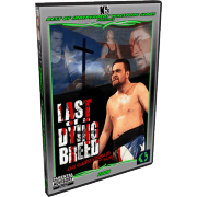 "Eddie Kingston DVD ""Last Of A Dying Breed: The Eddie Kingston Story"""